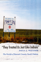 They Treated Us Just Like Indians book cover