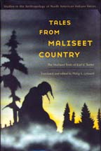 Tales from Maliseet Country book cover