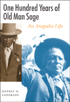 One Hundred Years of Old Man Sage book cover