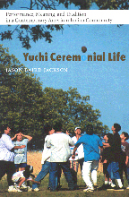 Yuchi Ceremonial Life book cover